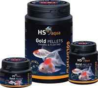 HS aqua gold pellets sinking & floating