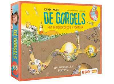 Bordspel De Gorgels
