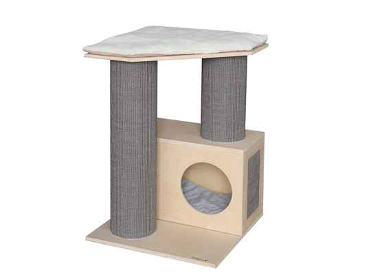 Kattenklim urban xl castle 60x60x87cm
