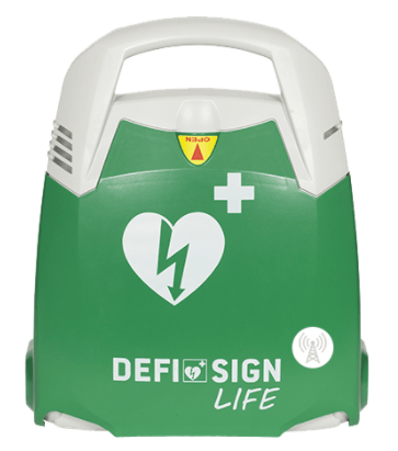 DefiSign Life Online AED Volautomaat