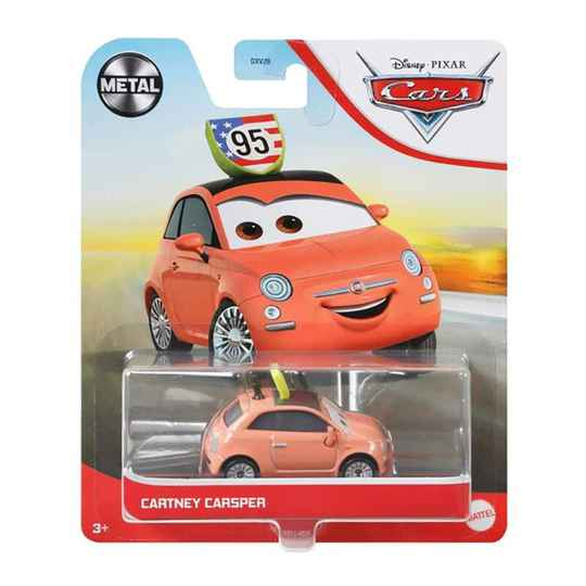 Disney Pixar Cars Die-Cast Cartney Carsper