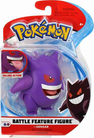 Pokemon Battle Feature Figure - Gengar