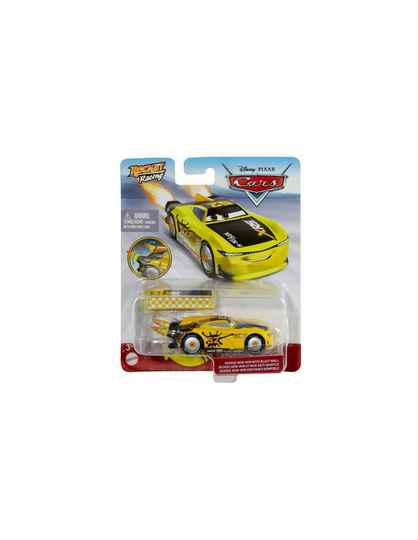 Disney Cars XRS Rocket Racing - George New-Win