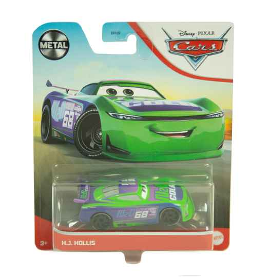 Disney Pixar Cars Die-Cast H.J. Hollis