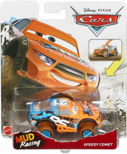 Disney Cars XRS Speedy Comet