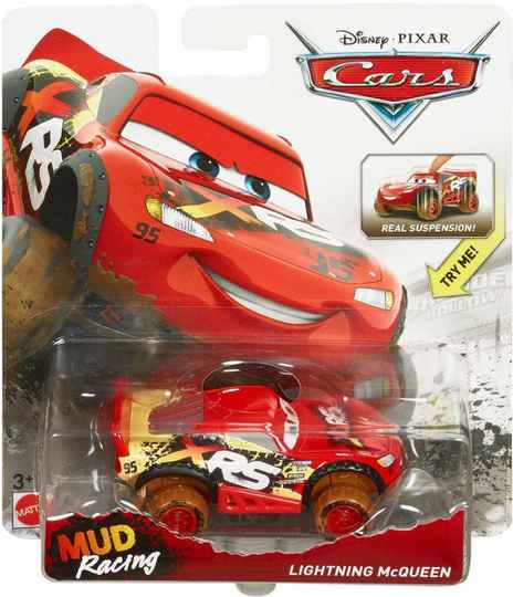 Disney Cars XRS Lightning McQueen