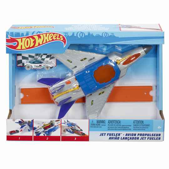 Hot Wheels Launch Into Action - Jet Fueler