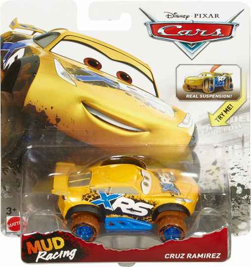 Disney Cars XRS Cruz Ramirez