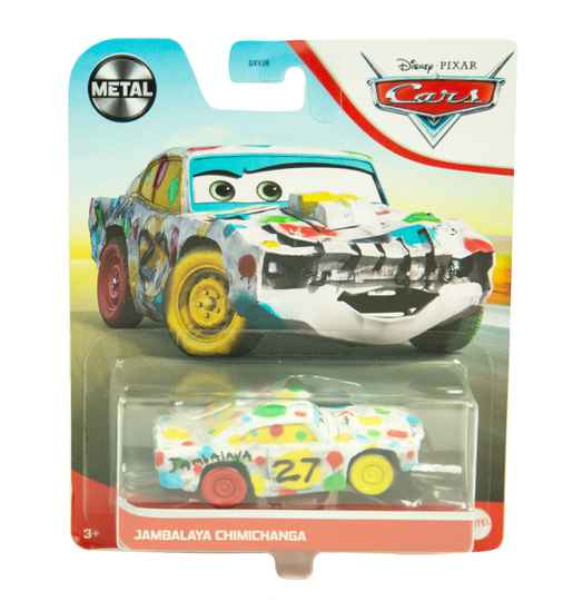 Disney Pixar Cars Die-Cast Jambalaya Chimichanga
