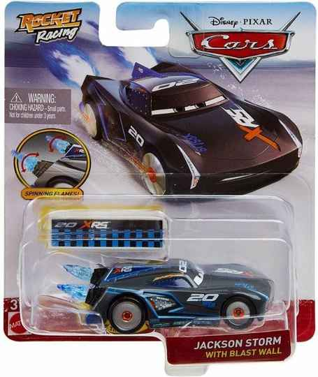 Disney Cars XRS Rocket Racing - Jackson Storm