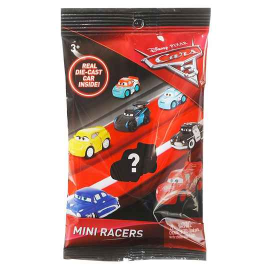 Cars 3 - Mini Racers Verrassingszakje