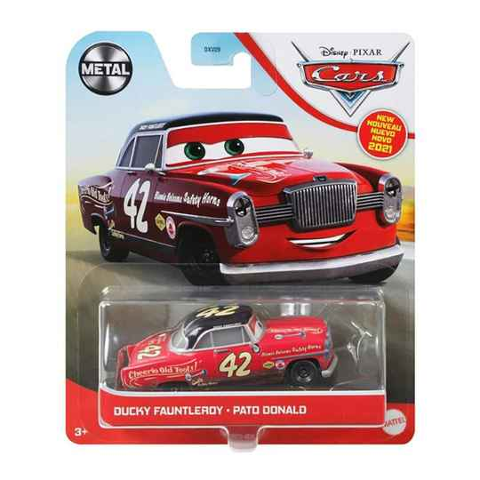 Disney Pixar Cars Die-Cast Ducky Fauntleroy