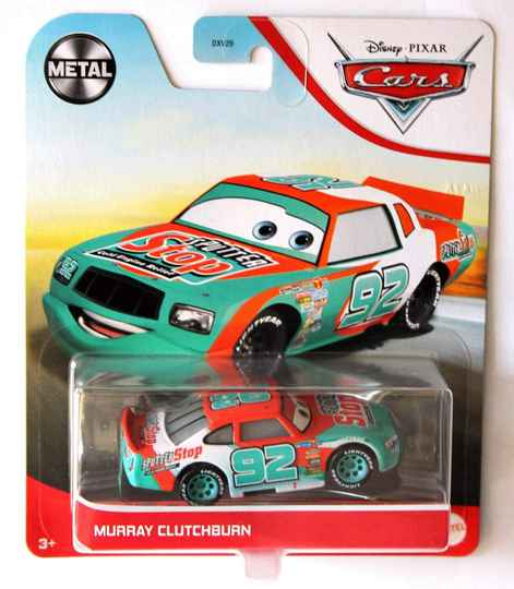 Disney Pixar Cars Die-Cast Murray Clutchburn