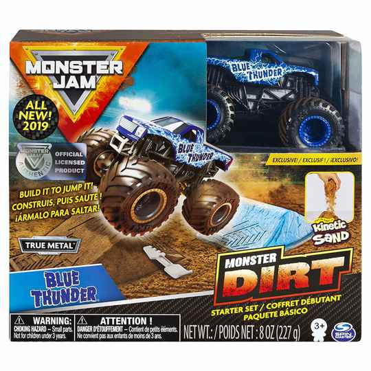 Monster Jam - Monster Dirt Starter Set