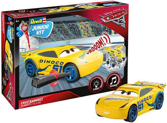 Disney Cars 3 - Revell Junior Kit - Cruz Ramirez
