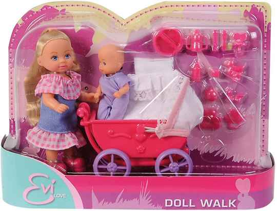 Evi Love Doll Walk