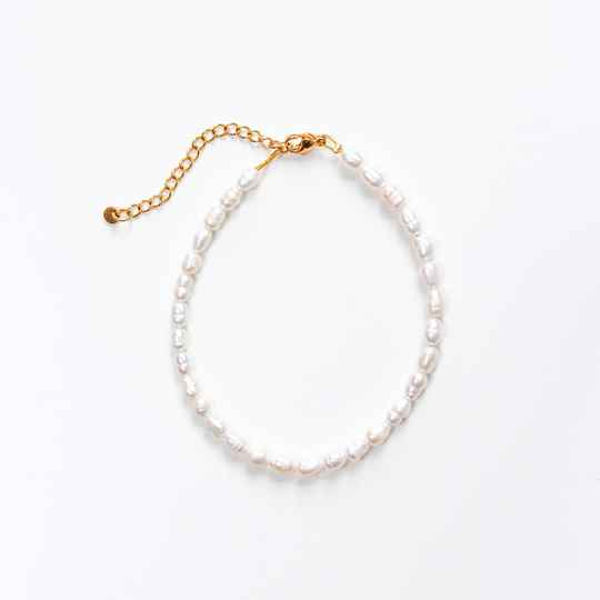 ANKLET PEARLY