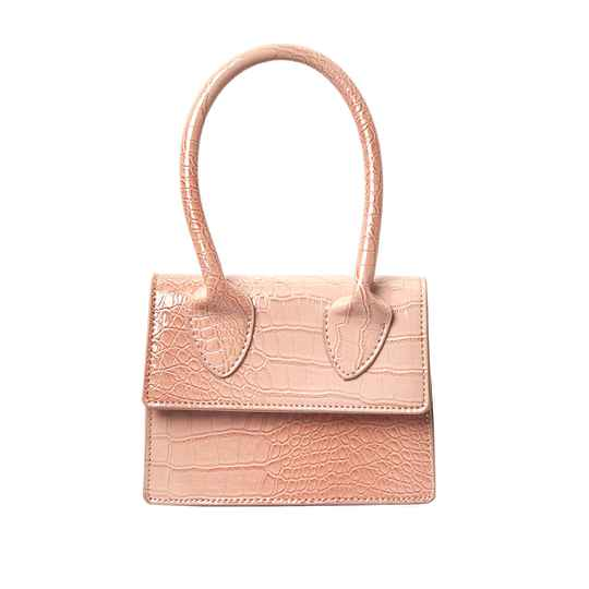 LOLA MINI BAG - SALMON PINK