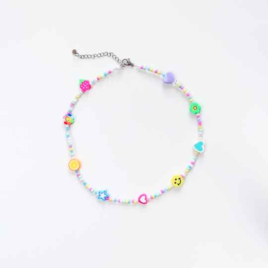 NECKLACE CANDY CRUSH