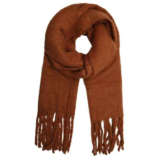 JOLIE SCARF - BROWN