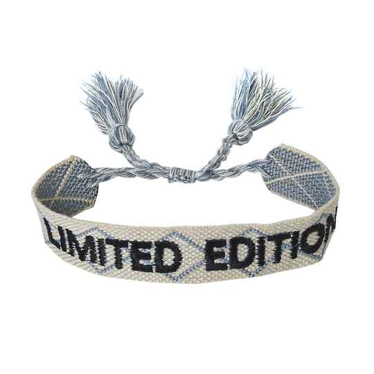 BRACELET LIMITED EDITION - LIGHT BLUE