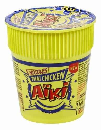 Aïki noodles Thai Chicken