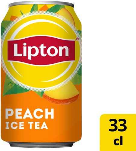 Lipton Ice Tea Peach 33cl