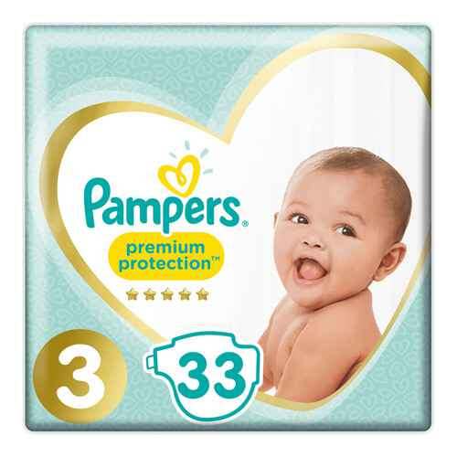 Pampers Premium Protection NR3  6-10kg