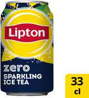 Lipton Ice Tea zero 33cl