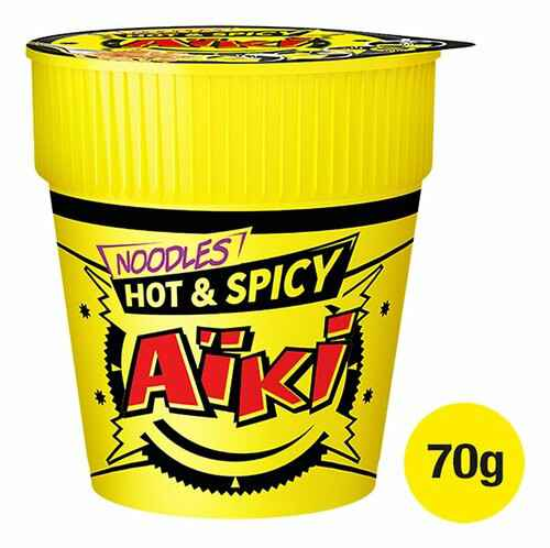 Aïki Noodles Hot & Spicy