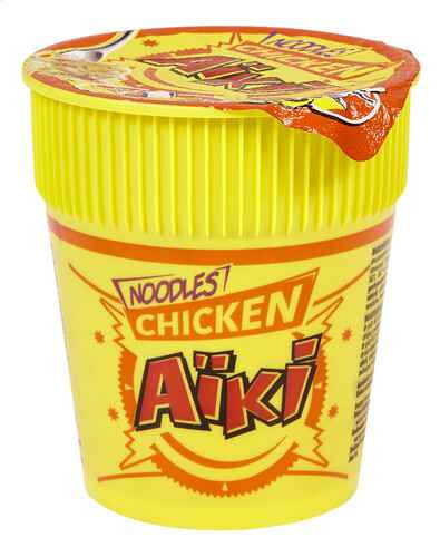 Aïki Noodles Chicken 73gr