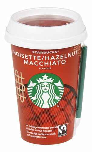 Starbucks Hazelnoot 220ml