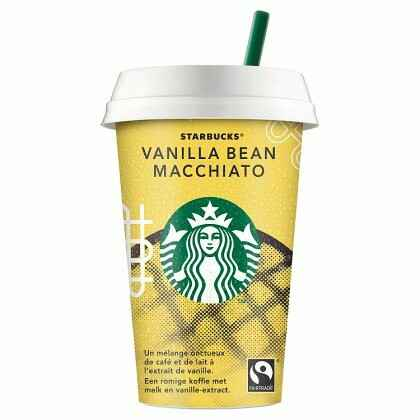 Starbucks Vanilla Bean Macchiato 220ml