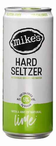 Mike's Aperitief Hard Seltzer Lime 330ml