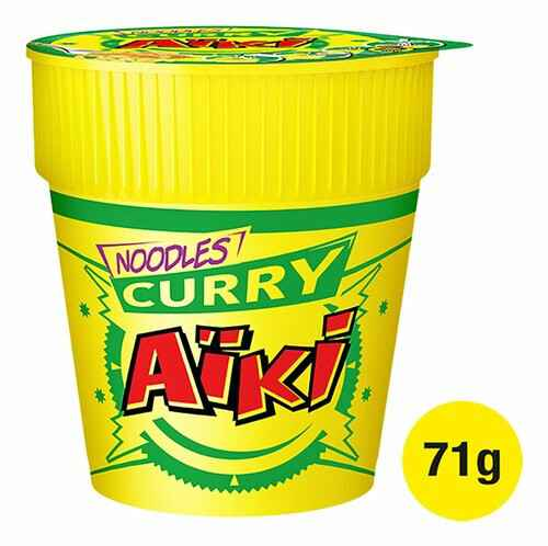 Aïki Noodles Curry 71gr