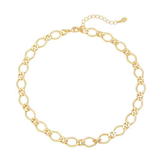 Ketting chunky chain - gold