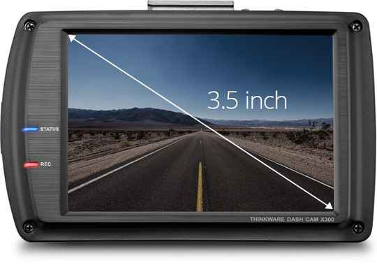 Thinkware Dashcam X300