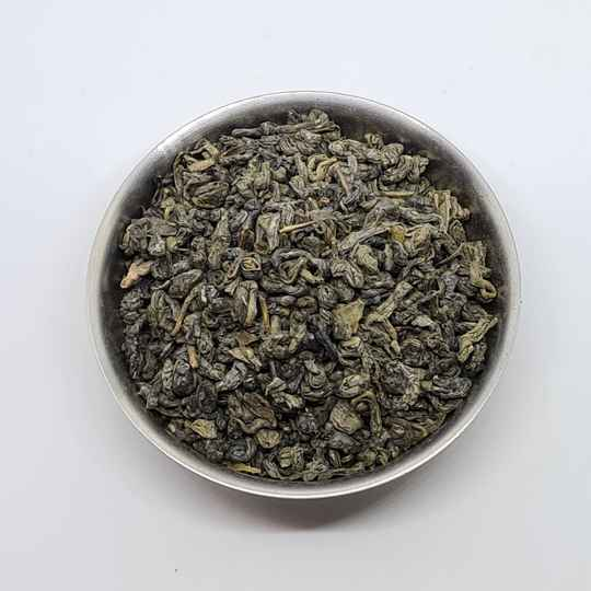 Groene thee China Gunpowder