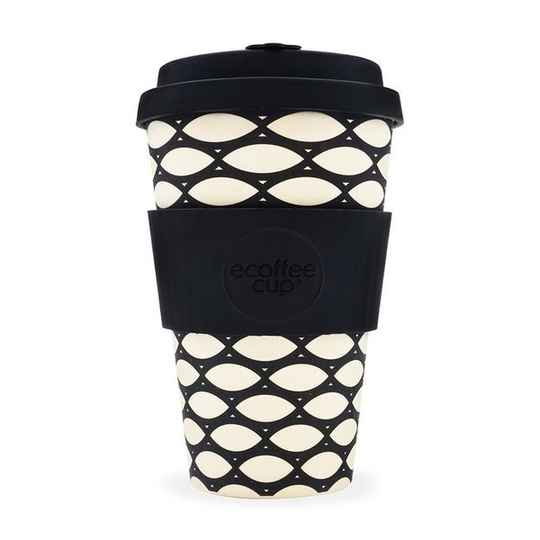 Ecoffee cup BASKETCASE 14oz