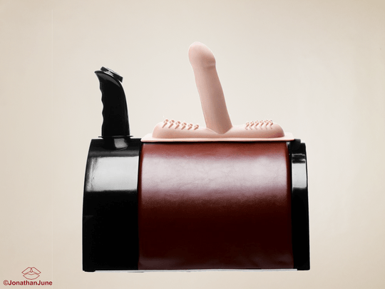 Sybian - The Saddle Deluxe Sex Machine