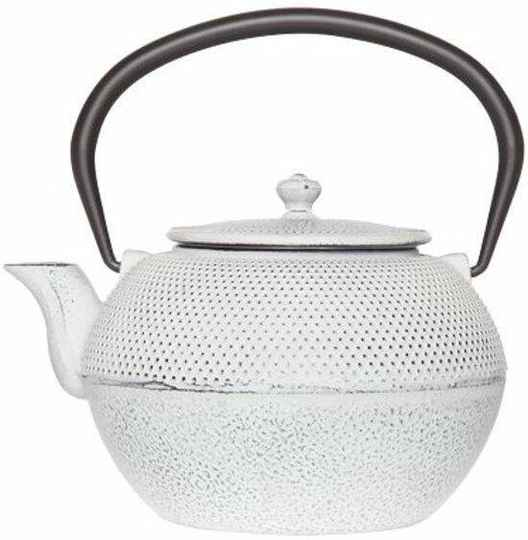 Cosy & Trendy SHINTO CREAM THEEPOT 1,2L GIETIJZER FILTER, 0916264