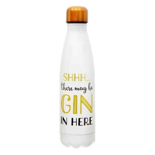 fles Shhhh There may be gin in here