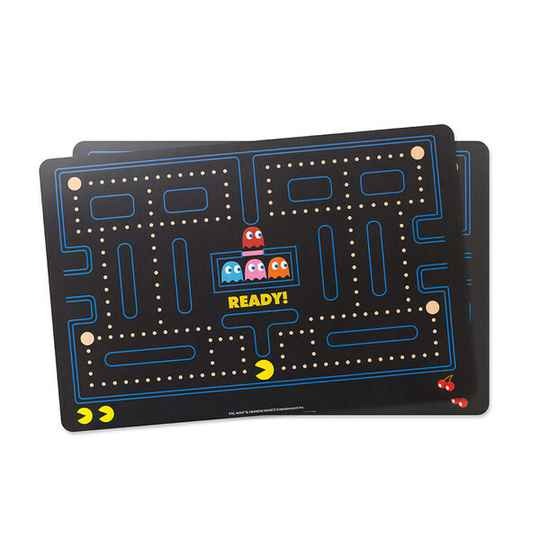 placemat Pac-Man (set van 2)