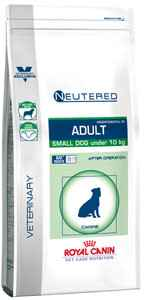 Royal Canin VCN Hond Adult Small Dog Neutered Weight & Dental