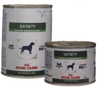 Royal Canin VDIET Hond Satiety - Natte voeding