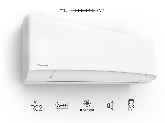 Panasonic Etherea single split 2,5 kW