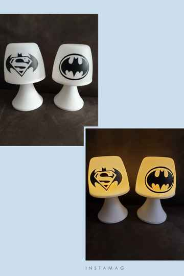 Lampje Batman