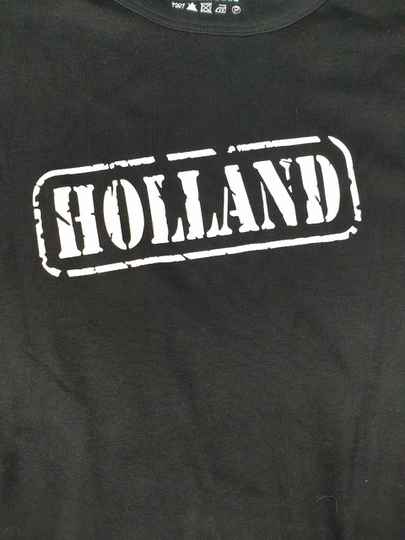 Holland stempel