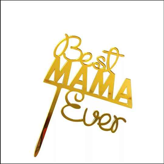 Topper best mama ever