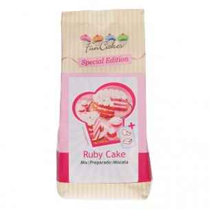 FunCakes Special Edition Mix voor Ruby Cake 400g